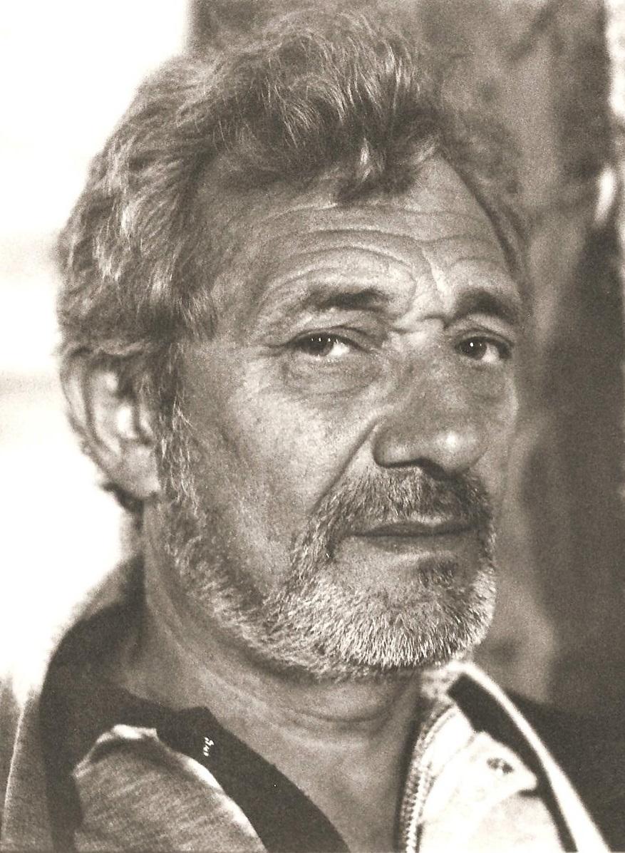 Romani Man Mindy Haskins Rogers