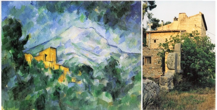 Sleeping at Cezanne's: Penniless in Provence, I dodged trouble and landed at the Chateau Noir