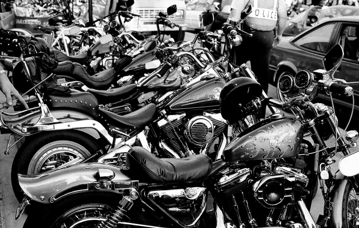 Tits, Tats, and Two-Wheeled Masterpieces: The healing powers of Daytona Bike Week